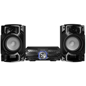 Minisistem audio High Power PANASONIC SC-AKX520E-K, 650W, Bluetooth, USB, negru