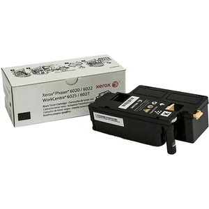 Toner XEROX 106R02763 pentru Phaser 6020/6022, WorkCentre 6025/6027, negru