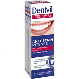 Pasta de dinti DENIVIT Anti Stain, 50ml