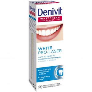 Pasta de dinti DENIVIT White Pro-Laser, 50ml