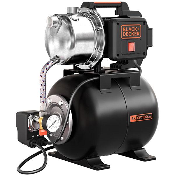 Hidrofor Black & Decker BXGP1100XBE, 1100W, 24 l, 4600 l/h