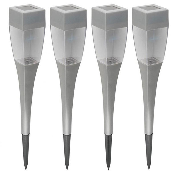 Set Lampi Solare.Set 4 Lampi Solare Home Mx 720 4 1 2v 200mah Argintiu