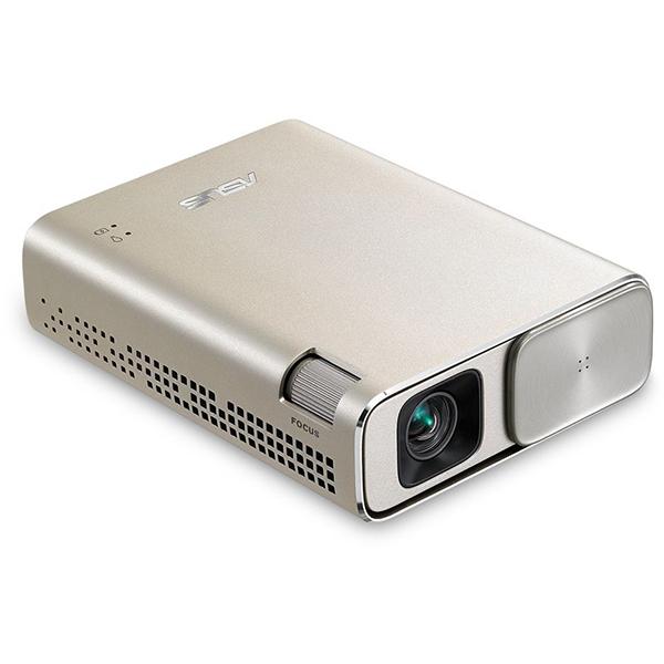 Videoproiector portabil ASUS ZENBEAM GO E1Z, FWGVA, auriu