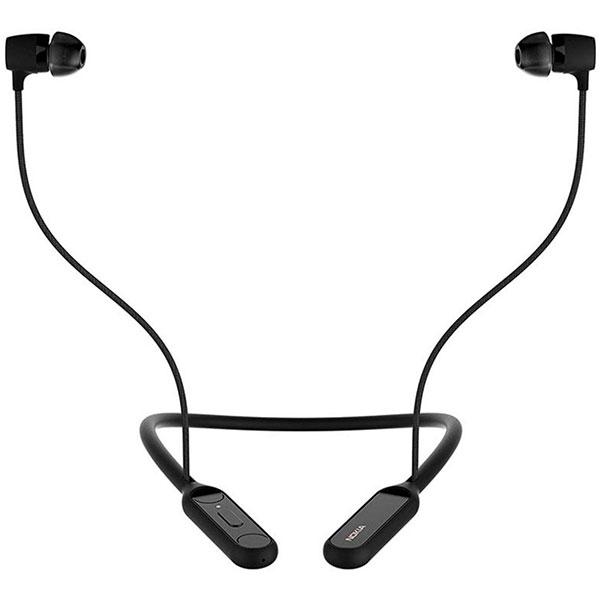 Casti NOKIA Pro BH701, Bluetooth, In-Ear, Microfon, negru
