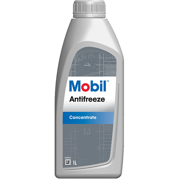 Antigel concentrat MOBIL Antifreeze, albastru 1L