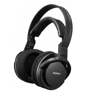Casti SONY MDR-RF855RK, Bluetooth, On-Ear, negru