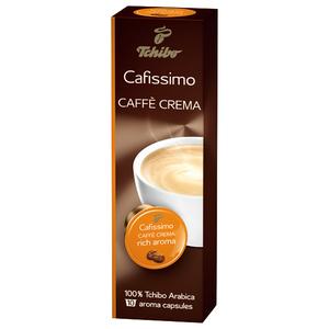 TCHIBO Cafissimo Caffe Crema Rich Aroma, 10 buc