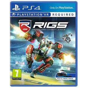 RIGS: Mechanized Combat League PS4 / PSVR