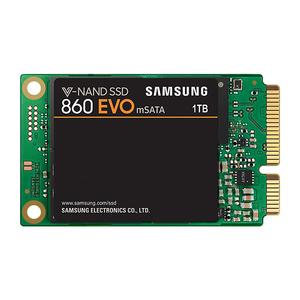 Solid-State Drive Samsung 860 EVO 1TB, mSATA, MZ-M6E1T0BW