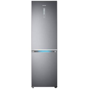 Combina frigorifica SAMSUNG RB41R7837S9/EF, 406 l, 201 cm, A++, inox