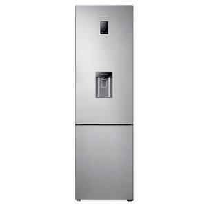 Combina frigorifica No Frost SAMSUNG RB37J5800SA, 360 l, 201 cm, A+, argintiu