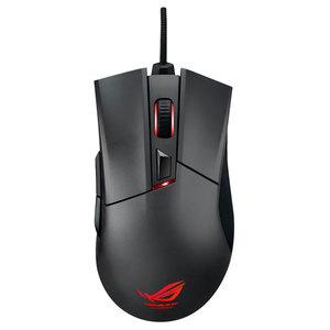 Mouse Gaming ASUS ROG Gladius, 6400 dpi, gri