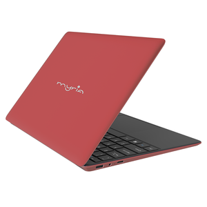 "Laptop MYRIA MY8311RD, Intel® Celeron® N4000 pana la 2.4GHz, 13.3"" Full HD IPS, 4GB, 32GB eMMC, Intel® HD Graphics 600, Windows 10 Home"