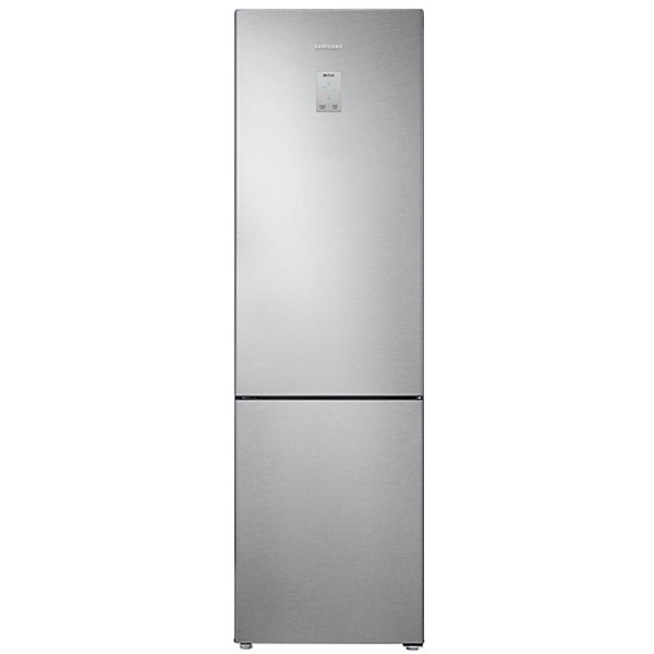 Combina frigorifica SAMSUNG RB37J546VSA/EF, 353 l, H 201 cm, Clasa A+++, argintiu