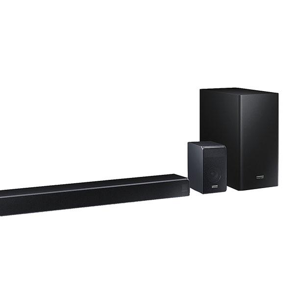 Soundbar 7.1.4 SAMSUNG HW-Q90R/EN, 512W, Bluetooth, Wireless, negru