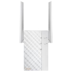 Wireless Range Extender ASUS RP-AC56 AC1200, 300 + 867 Mbps, alb