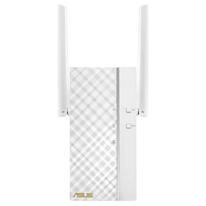 Wireless Range Extender ASUS RP-AC66 AC1750, 450+1300 Mbps, alb