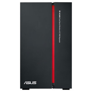 Wireless Range Extender ASUS RP-AC68U AC1900, 600 +1300 Mbps, Gigabit, negru