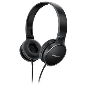Casti on-ear PANASONIC RP-HF300E-K, negru