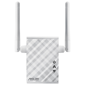 Wireless Range Extender ASUS RP-N12, 300 Mbps, alb