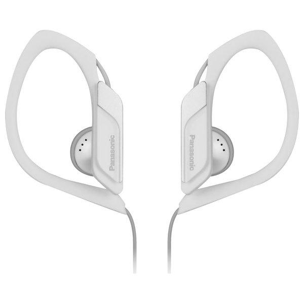 Casti PANASONIC RP-HS34E-W, in ear, cu fir, alb