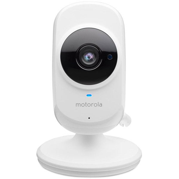 Camera video de supraveghere MOTOROLA Focus 68, 720p, Wi-Fi, Microfon, alb-negru