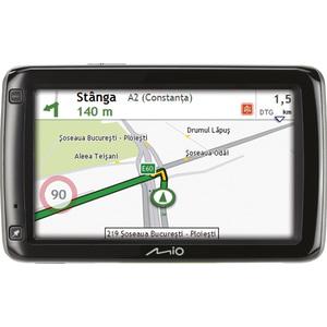 Sistem de navigatie GPS MIO S680, Samsung 6443, LCD, 5 inch, mini USB