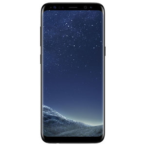 Telefon SAMSUNG Galaxy S8 64GB, 4GB RAM, single sim, Midnight Black