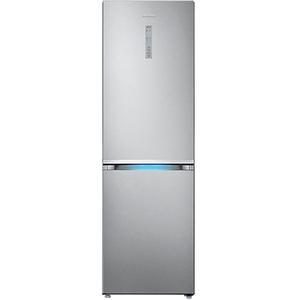 Combina frigorifica No Frost SAMSUNG RB38J7805SA, 384 l, 192.7 cm, A++, argintiu
