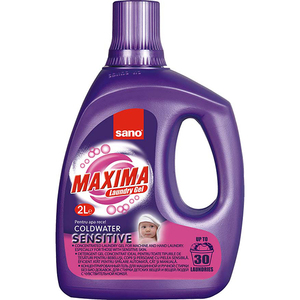 Detergent gel SANO Maxima Sensitive, 2l