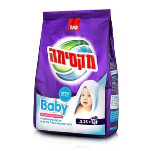 Detergent pudra SANO Maxima Baby, 3.25kg