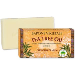 Sapun vegetal LA DISPENSA Tea Tre Oil, 100g