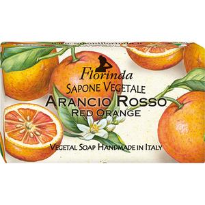 Sapun vegetal LA DISPENSA Florinda, cu Portocale Rosii, 100g