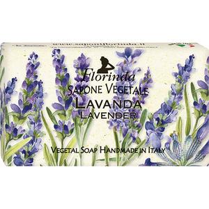 Sapun vegetal LA DISPENSA Florinda , cu Lavanda, 100g