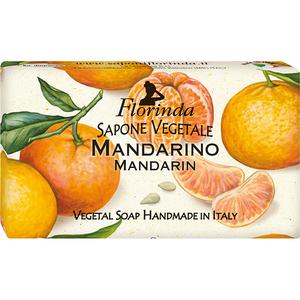 Sapun vegetal LA DISPENSA Florinda, cu Mandarine, 100g