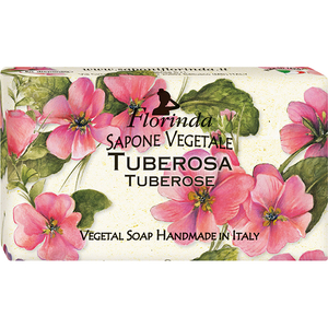 Sapun vegetal LA DISPENSA, cu Tuberoza, 100g