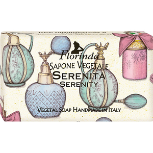 Sapun vegetal LA DISPENSA Florinda Serenity, 100g