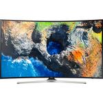 Televizor curbat LED Smart Ultra HD, 123cm, Tizen, SAMSUNG UE49MU6272