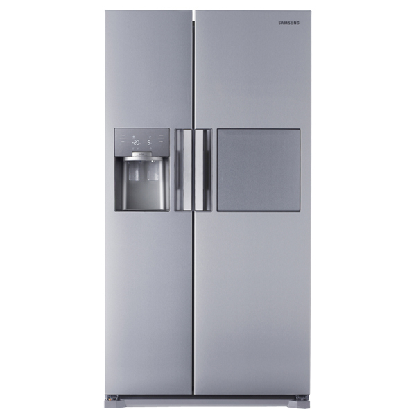 Side-by-Side SAMSUNG RS7778FHCSR, 543 l, 178.9 cm, A++, inox