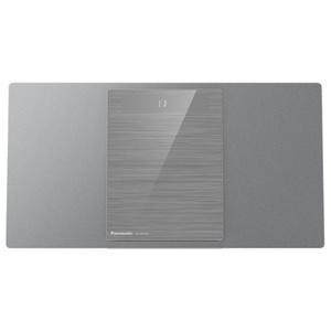 Microsistem PANASONIC SC-HC400EG-S, 40W. FM, Bluetooth, USB, argintiu