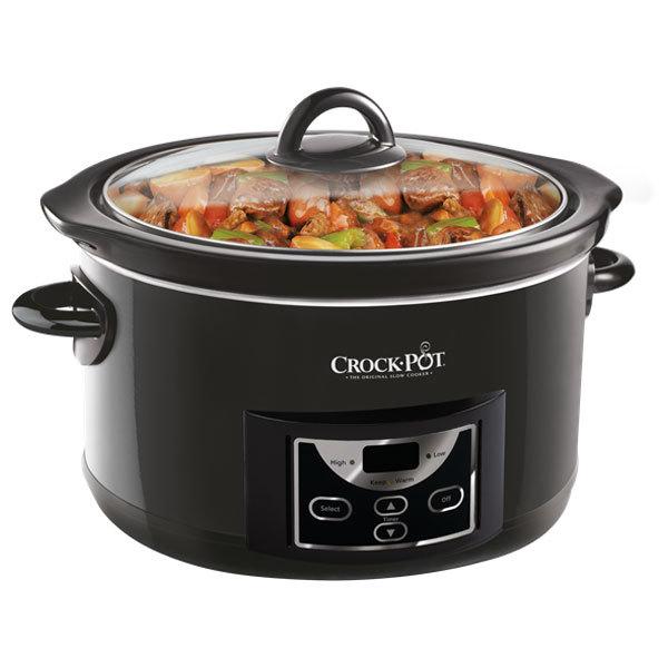 Aparatul de gatit electric CROCK-POT Slow Cooker SCCPRC507B-050, 4.7l, 220W