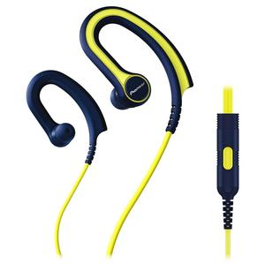 Casti PIONEER SE-E711T-Y, Cu Fir, In-Ear, Microfon, galben