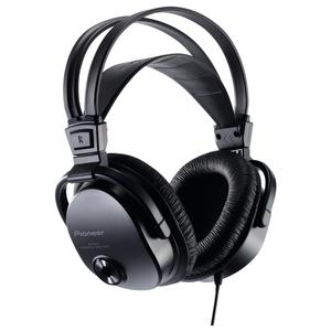 Casti PIONEER SE-M521, Cu Fir, On-Ear, negru