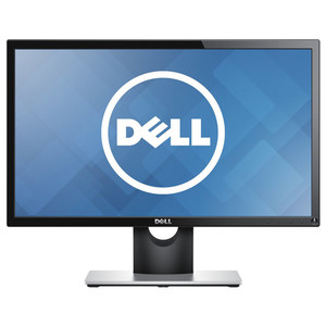 "Monitor LED IPS DELL SE2416H, 23.8"", Full HD, 60Hz, negru-gri"