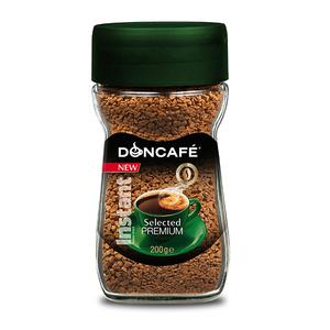 Cafea instant DONCAFE Premium, 200gr
