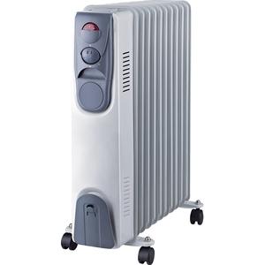 Radiator cu ulei SERRENO SER-YLA0611, 11 elementi, 3 trepte de putere, 1000/1500/2500W