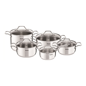 Set 10 piese TEFAL Intuition