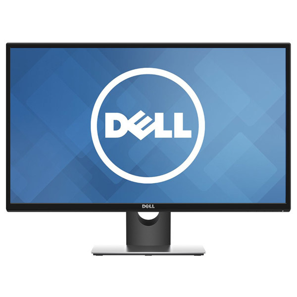 "Monitor Gaming IPS DELL SE2717H, 27"", Full HD, negru-gri"