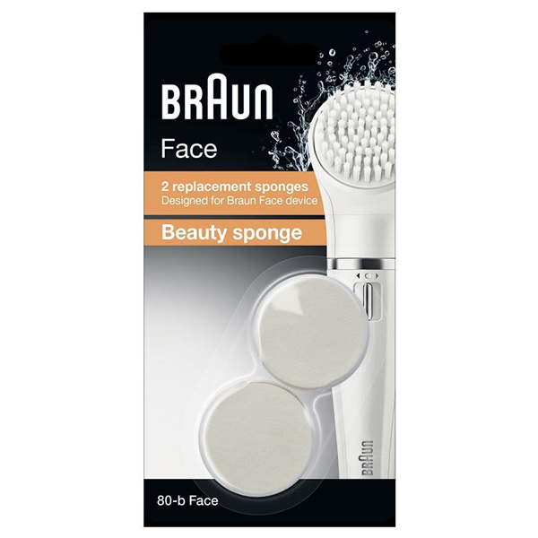 Rezerva burete BRAUN Face SE80-B Beauty Sponge