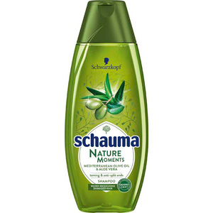 Sampon SCHAUMA Nature Olive Oil, 400ml